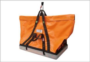 Big Square Lifting Bag/4321